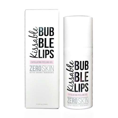 Zero Skin: Kissable Bubble Lips - 10ml