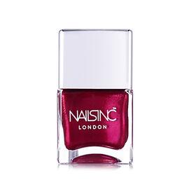 Nails Inc: Crushing on Rubies - 14ml