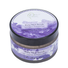 Naturally Tribal: Kola Nut Scrub - 200g