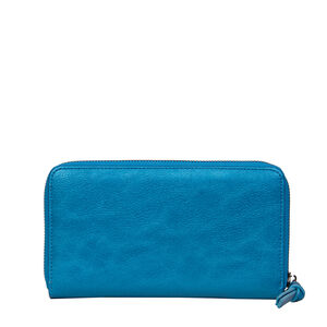 Bulaggi Collection - Joan - Full Zip Purse (19x20x02 cm) - Blue (Navigation Fashion Accessories Handbags) photo