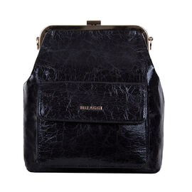 Bulaggi Collection Valentine Crossbody Bag - Black