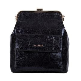 Bulaggi Collection Valentine Crossbody Bag - Black