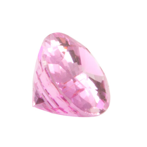Pink Sapphire (Ovl 7.5x5.5 mm Faceted 4A) 1.180 Cts
