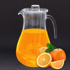 Fruit Infusion Pitcher with Lid and Handle