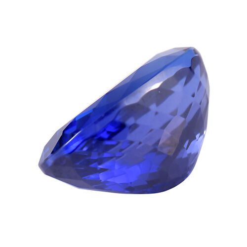 AAAA Tanzanite Oval Cut Faceted 9.399 cts.