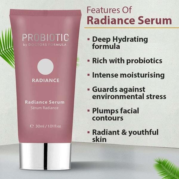 Doctors Formula: Probiotics - Radiance Serum - 30ml