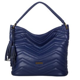 Bulaggi Collection- Calanthe Hobo Shoulder Bag (Size 32x32x14 Cm) - Blue