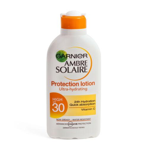 Garnier Ambre Solaire Ultra-hydrating Sun Cream SPF30 200ml