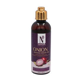 NutriGlow Natural Onion Hair Oil - 100ml