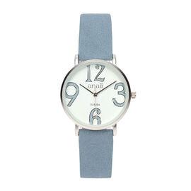 Personalised Engravable ANAII Samba Blue Watch