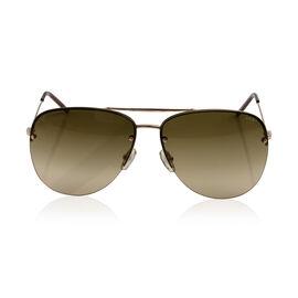 SAFILO UFO Sunglasses- Gold