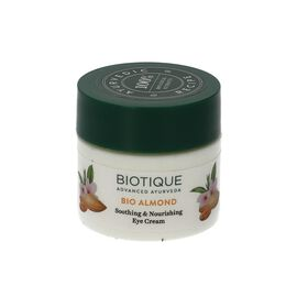 Biotique: Bio Almond Nourishing & Soothing Eye Cream - 15g