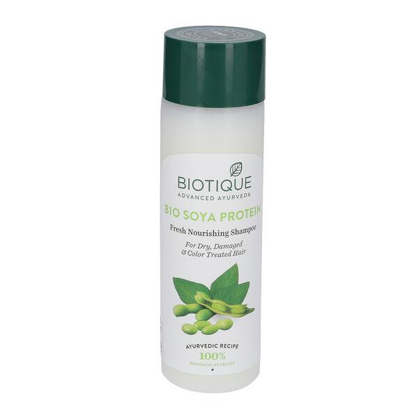 Biotique: Bio Soya Shampoo (Dry & Damaged Hair) - 190ml