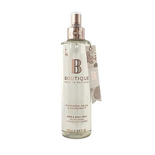 Boutique: Mandarin, Basil & Grapefruit Hair & Body Mist - 250ml