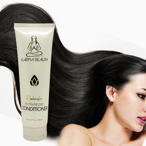 Karma: Replenishing Biotin Infused Conditioner - 175ml