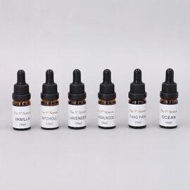 The 5th Season - Set of 6 Essential Oils Relaxation Set (Fragrance: Lavender, Ylang Ylang, Sandalwoo