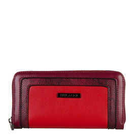 Bulaggi Collection- Fleur Wallet (Size 19x10x01 Cm) - Red