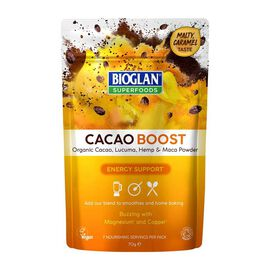 Bioglan Superfoods: Cacao Boost - 70g