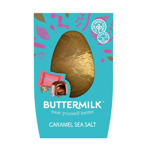 Buttermilk Caramel Sea Salt Easter Egg 1 x 224g