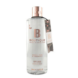 Boutique: Neroli, Pear & Gingerlily Body Wash - 500ml