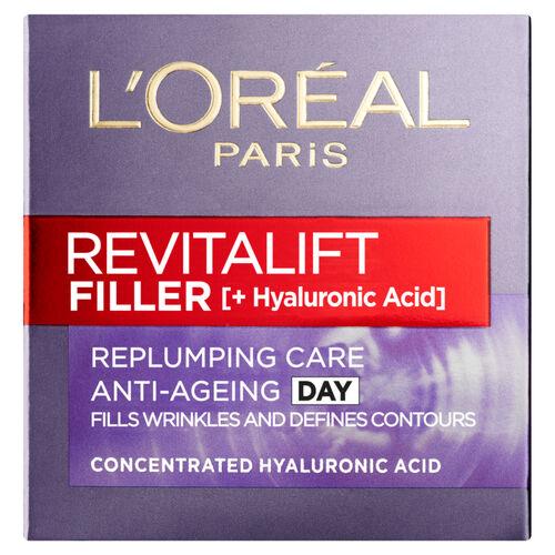 LOreal: Revitalift Filler Day Cream - 50ml