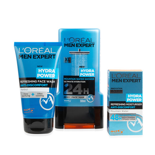 Loreal Men Expert Ultimate Hydration Christmas Gift Set for Him