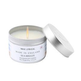 Wax Lyrical Sea Breeze Tin Candle (upto 20 Hours)
