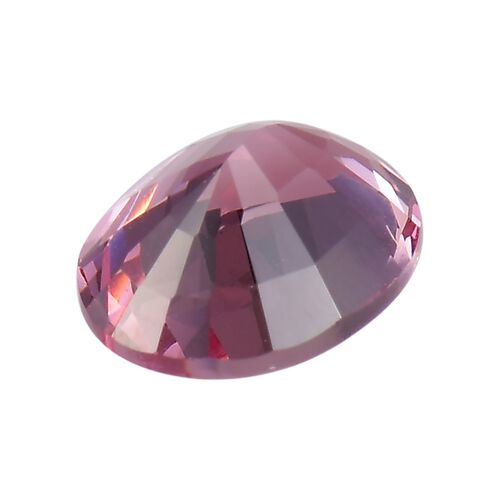 Rose Spinel Oval 9x7 Faceted 1A 2.10 Cts