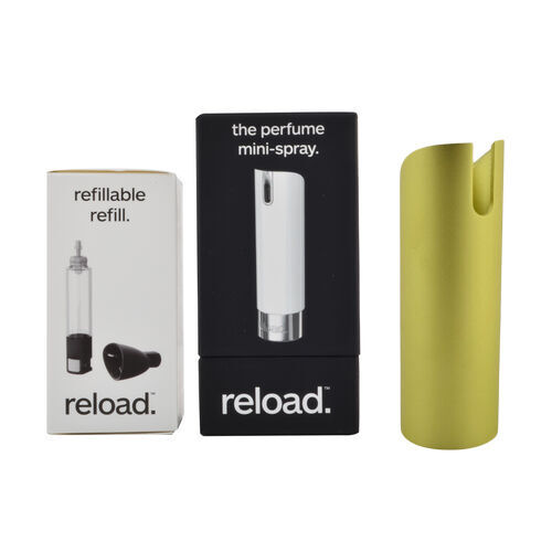 Reload Mini Spray Skin - Aluminium Yellow