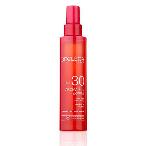 Decleor: Summer Oil Hair & Body SPF 30 - 150ml