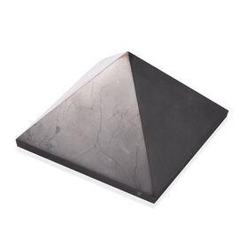 Gem Decor - Pyramid Shape Shungite 7 CM