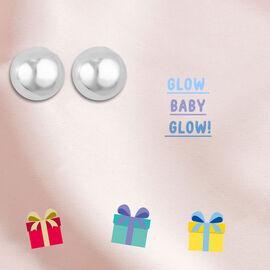 Ball Earrings for Children in Sterling Silver