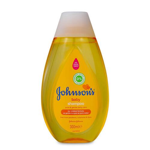 Johnsons: Baby Shampoo - 300ml (Set of 2)