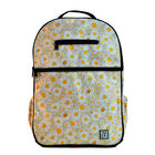 FUL Accra Chamomile Flower Print Laptop Backpack (Size 43x29x12 cm) - Cream