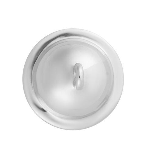Sundays Child - Platinum Overlay Sterling Silver Charm