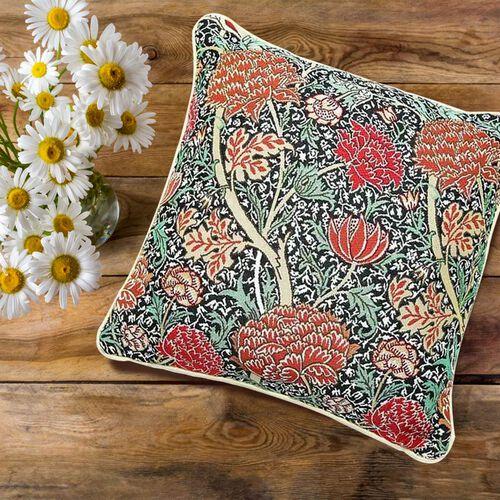 Signare William Morris - The Cray Pattern  Cushion Cover (45x45 cm)