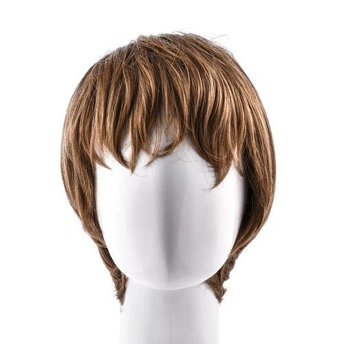 Brown Blonde Colour Hair Wig