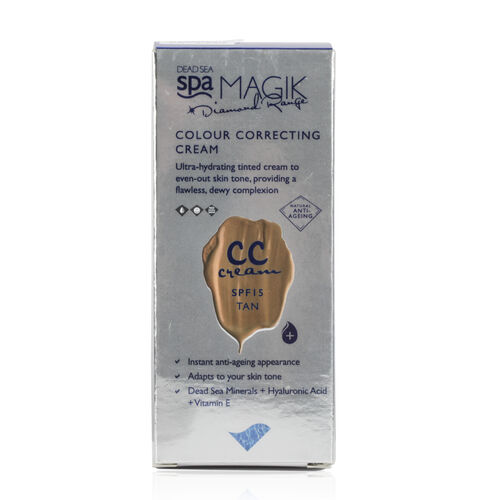 Dead Sea Spa Magic CC Cream 50ml