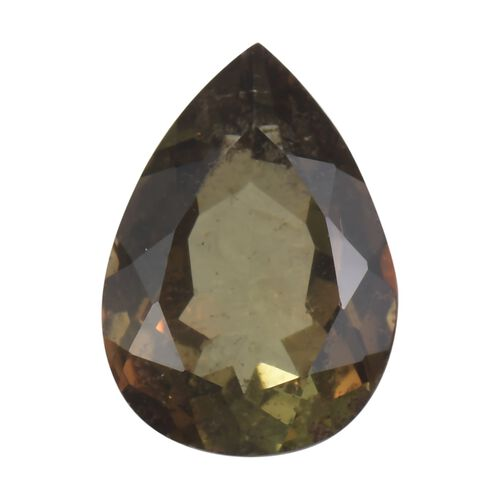 AA Andalusite Pear 10x7 Faceted 1.62 Cts