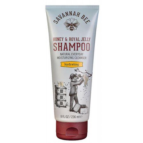 Savannah Bee: Honey & Royal Jelly Hydrating Shampoo - 236ml