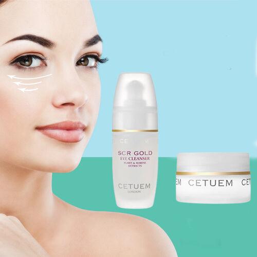 Cetuem: Eye Creme - 15ml (With Eye Cleanser - 50ml)
