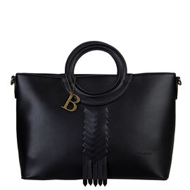 Bulaggi Collection- Briar Handbag (Size 33x24x15 Cm) - Black