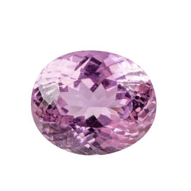 Kunzite (Oval 14.5x12 Faceted 3A) 12.130 Cts