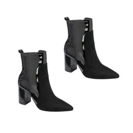 Ravel Sagua Ankle Boots (Size 4) - Black