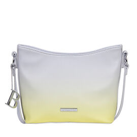 Bulaggi Collection - Melanie - Crossover Bag with Adjustable Strap(21x17x09 cm) - Yellow