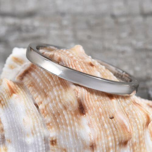 RHAPSODY 950 Platinum Band Ring (Shank width1.85mm Thicknes1.40mm).