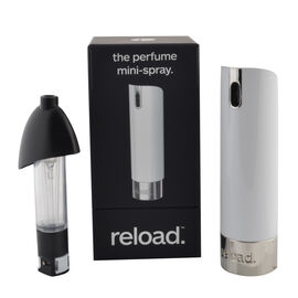 Reload Mini Perfume Spray - White