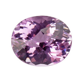 Kunzite (Oval 17x14 Faceted 3A) 16.040 Cts