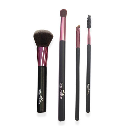 (Option 2) Starter Set of 4 Make Up Brushes