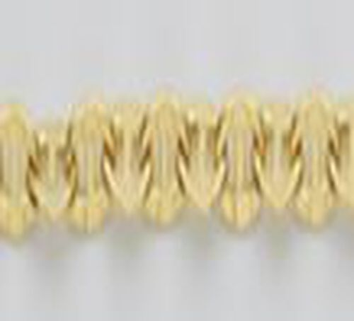 Italian Made - 9K Yellow Gold Fancy Mariner Link Necklace (Size 24).Gold Wt 3.12 Gms
